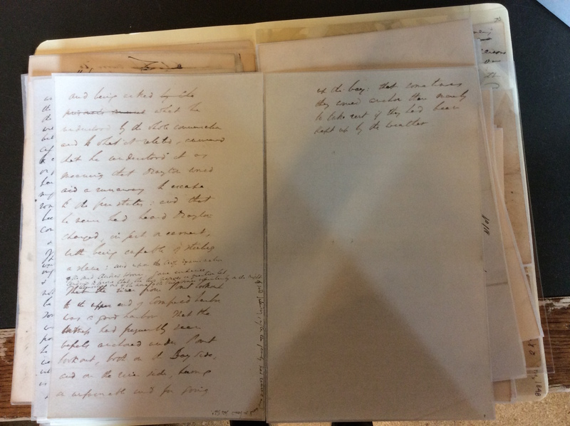 Testimony about Andrew Houver's slaves