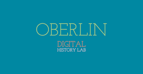 Digital History Lab